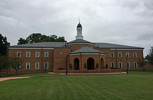 York County, Virginia - Image: York VA courthouse
