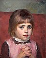 Young girl. Maria Wiik. 1886.jpg