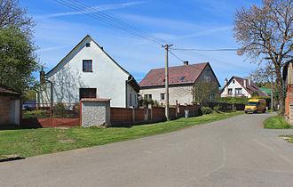 Záchlumí (Tachov District) - Image: Záchlumí, middle part 2