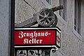 Zürich - Lindenhof - Waaggasse - Zeughauskeller 2010-08-29 19-38-06.JPG