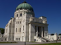 Zentralfriedhof Vienna - Dr. Karl Lueger-Gedächtniskirche.JPG