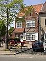 Zevergem (De Pinte) - Former townhall.jpg