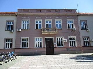 Trstenik, Serbia Town and municipality in Rasina, Serbia