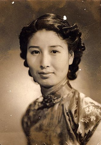 Lust, Caution - Chinese spy Zheng Pingru, generally believed to be the inspiration for the film