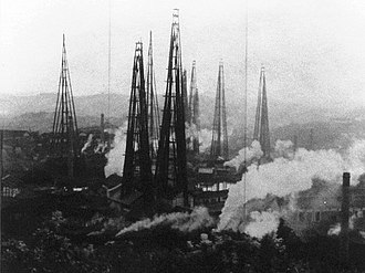 Drilling rig - Antique drilling rigs in Zigong, China