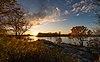 Zippel Bay State Park, Minnesota - Sunset on Lake of the Woods.jpg