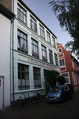 Zuhornstraße in Warendorf