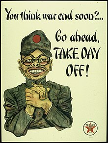 """YOU THINK WAR END SOON. GO AHEAD TAKE DAY OFF."" - NARA - 516234.jpg"