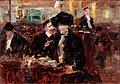 'Au Café des Princes, Montmartre' by Elie Anatole Pavil.jpg