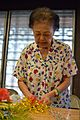 'Bronco' Soldiers, Wahiawa Rainbow Seniors make Memorial Day leis 160527-A-EL056-001.jpg