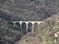 (Gourdon (Alpes-Maritimes) (Viaduc du Riou de Gourdon).JPG