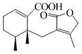 Ácido 8,9-seco-1(10),7(11)-eremofiladien-8,12-olid-9-oico.png