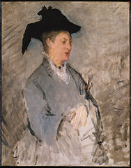 Madame Édouard Manet (Suzanne Leenhoff, 1830–1906)