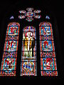 Église Saint-Blaise de Sainte-Maure-de-Touraine, vitrail 09.JPG