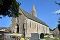 Église Saint-Samson de Geffosses. Vue sud-ouest.jpg