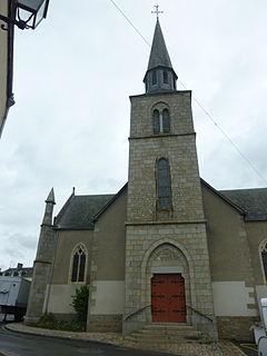 Martigné-sur-Mayenne Commune in Pays de la Loire, France