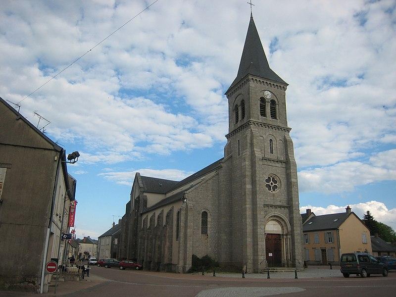 École de Ouroux-en-Morvan