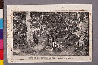 État de Rio Grande do Sul - Colonie Jaguary
