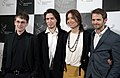 Österreichischer Filmpreis 2013 B Catalina Molina, Senad Halibasic, Conrado Molina, David Bohun.jpg