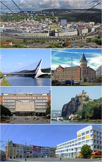 Ústí nad Labem Statutory city in Czech Republic