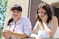 Бережанська центральна районна клінічна лікарня - Медсестри Мар'яна Горська та Ірина Боднарчук - 11069516.jpg