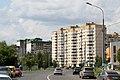 Братеевский проезд, вид от метро Борисово, к Наташинскому проезду.jpg