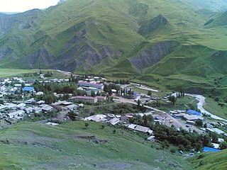Kulinsky District District in Republic of Dagestan, Russia