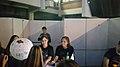 Вики штанд у Пироту у оквиру догађаја Ноћ Истраживача.jpg