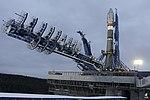 Воздушно-космические силы провели успешный пуск новой ракеты-носителя «Союз-2.1В» с космодрома Плесецк 05.jpg