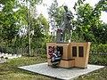Воинское кладбище, где похоронено 92 советских воина, погибших в боях с немецко-фашистскими захватчиками 1.jpg