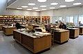 В читальном зале Национального архива Финляндии на Рауханкату 17, Хельсинки.jpg
