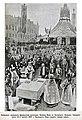 Закладка Троицкого моста, президент Франции Феликс Фор, 1897.jpg