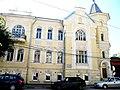 Здание медуниверситета на ул. Полонского, часть фасада.JPG