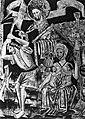 Иван из Каствы. Деталь росписи церкви в Храстовле. 1490.jpg