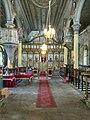 """Интериора на църквата """"Успение Богородично"""" в село Ръжево Конаре.jpg"""