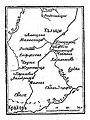 Карта к статье «Малогоща». Военная энциклопедия Сытина (Санкт-Петербург, 1911-1915).jpg