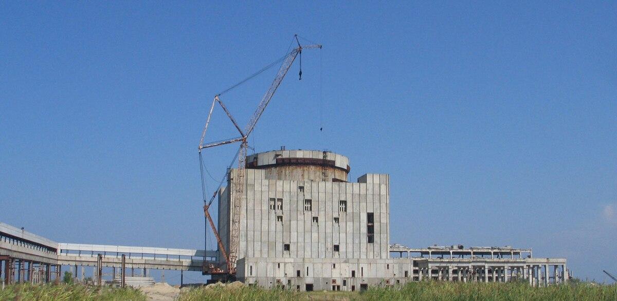 Крымская АЭС — Википедия