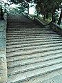 Лестница у Лермонтовского сквера. Подъем.JPG