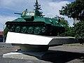 Лиман, памятник-танк Т-34 (2).jpg