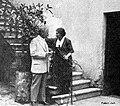 Л. Вітан-Дубейкаўскі з жонкай з Вільні. 1925.jpg