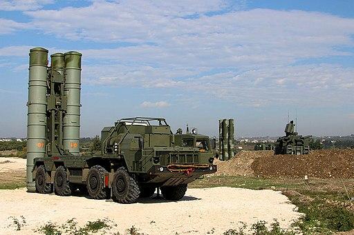Обеспечение безопасности группировки ВКС РФ в Сирии (2)