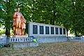 Пам'ятник 51 воїну – односельчанину, загиблим на фронтах ВВВ Іллінці кол. с. Борисівка, біля клубу.JPG
