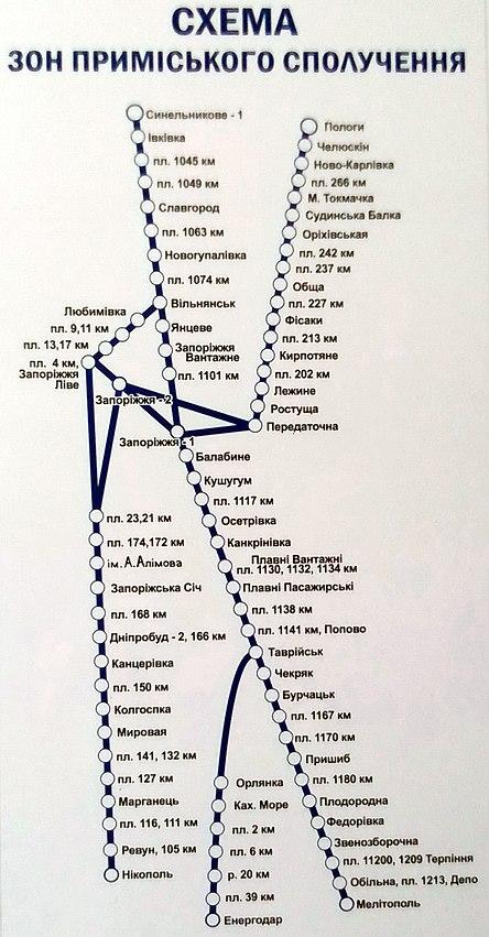 железной дороги
