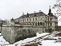 Підгорецький замок зимою. 01.jpg