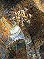 Собо́р Воскресе́ния Христо́ва на Крови́ в Санкт-Петербурге. Внутреннее убранство.jpg