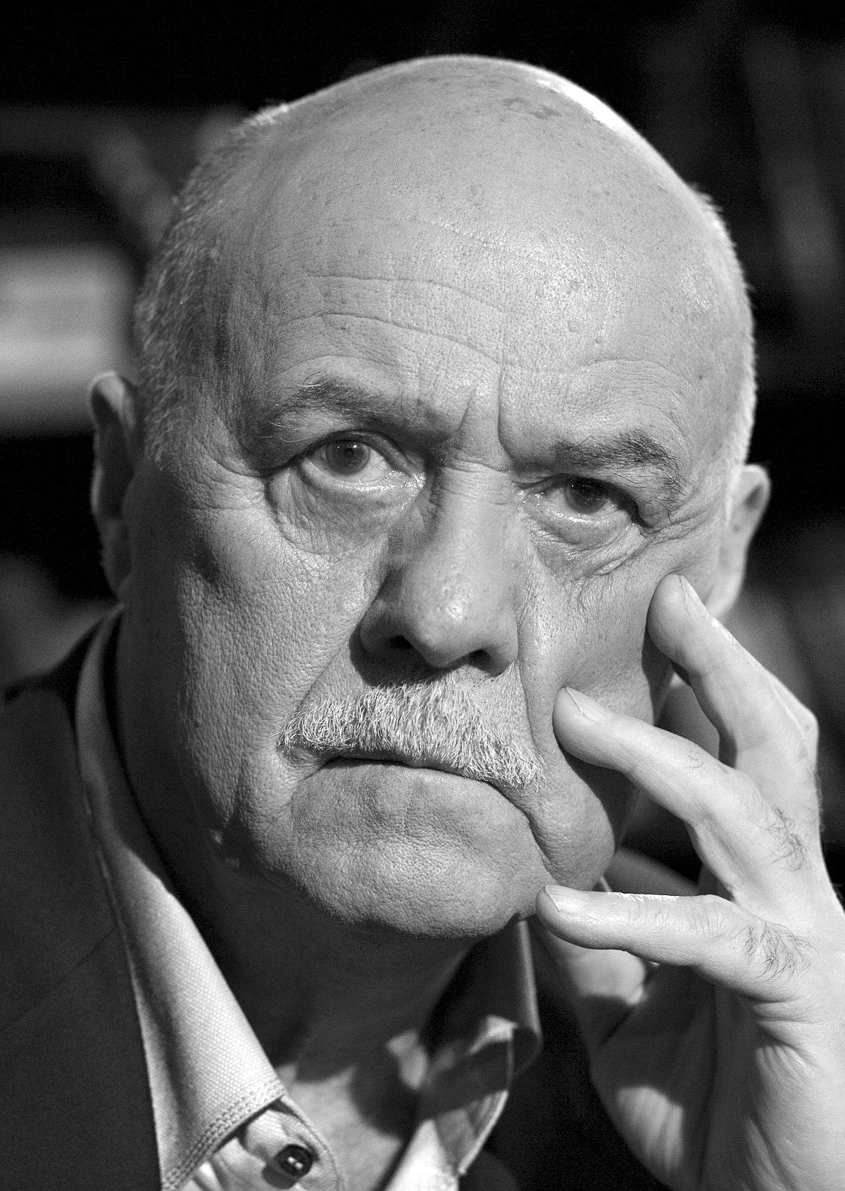 Станислав Говорухин: биография, личная жизнь, семья, жена, дети — фото