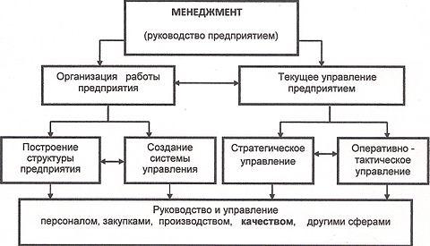Схемы управления в менеджменте