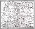 Таврика Херсонесская сейчас Перекопская или Газарра 1630 Амстердам Герард Меркатор.jpg