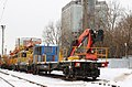УСММ КС 002, Russia, Moscow, Kuntsevo-I station (Trainpix 215198).jpg