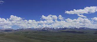 Pyotr Chikhachyov - Chikhachyov Range